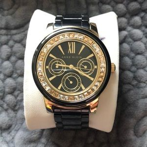EUC Anne Klein Watch